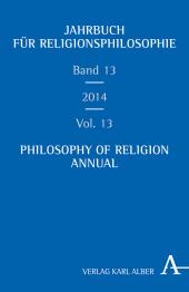 Jahrbuch für Religionsphilosophie