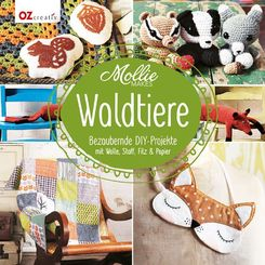 Mollie Makes - Waldtiere