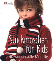 Strickmaschen für Kids