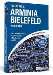 111 Gründe, Arminia Bielefeld zu lieben