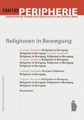 Peripherie; Religionen in Bewegung; H.134/135