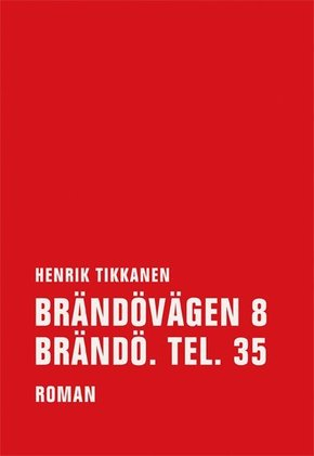 Brändovägen 8 Brändö. Tel. 35