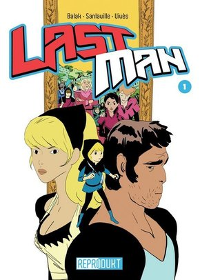 LastMan - Bd.1