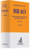 BRAO, Bundesrechtsanwaltsordnung mit BORA und FAO, Kommentar