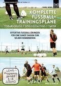 Komplette Fußball-Trainingspläne: Torabschluß + Spielgestaltung + Taktik, 1 DVD