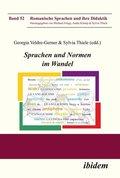 Sprachen und Normen im Wandel