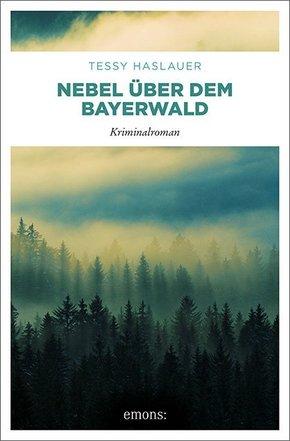Nebel über dem Bayerwald