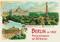 Berlin um 1900, Postkartenbuch