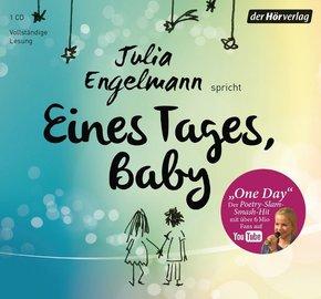 Eines Tages, Baby, 1 Audio-CD