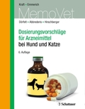 Dosierungsvorschläge für Arzneimittel bei Hund und Katze