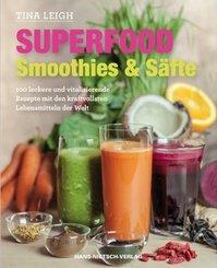 Superfood - Smoothies & Säfte