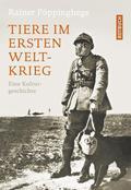 Tiere im Ersten Weltkrieg