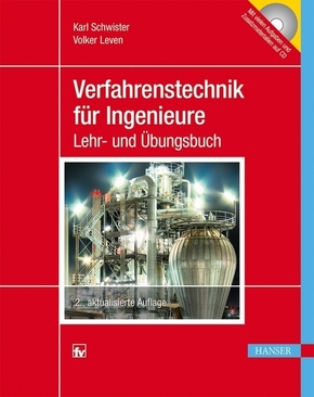Verfahrenstechnik für Ingenieure, m. CD-ROM