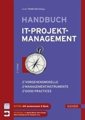 Handbuch IT-Projektmanagement (Ebook nicht enthalten)
