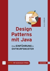 Design Patterns mit Java, m. CD-ROM