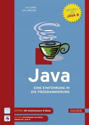 Java, m. DVD-ROM