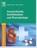 Gesetzeskunde, Notfallmedizin und Pharmakologie