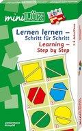 miniLÜK-Set: Lernen lernen - Schritt für Schritt