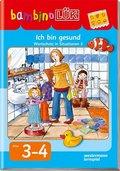 bambinoLÜK-Übungshefte: Ich bin gesund; H.24