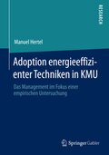 Adoption energieeffizienter Techniken in KMU