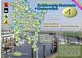 Jübermann TourenAtlas Wasserwandern: Schleswig-Holstein + Unterelbe; Nr.1