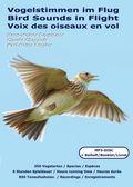 Vogelstimmen im Flug, 1 MP3-CD + Begleitbuch