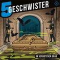 5 Geschwister im verbotenen Grab, Audio-CD