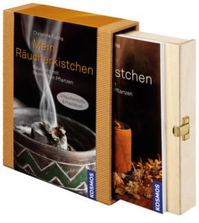 Mein Räucherkistchen (9 Räucherstoffe + Praxisbuch in Holzbox)