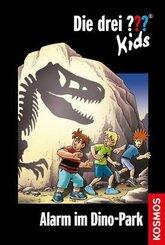 Die drei ???-Kids - Alarm im Dino-Park