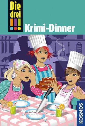 Die drei !!! - Krimi-Dinner