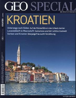 Geo Special: Kroatien; Nr.3/2014