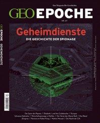 Geo Epoche: Geheimdienste