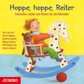Hoppe, hoppe, Reiter, 1 Audio-CD