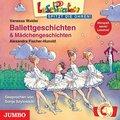 Ballettgeschichten & Mädchengeschichten, 1 Audio-CD