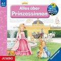Alles über Prinzessinnen, 1 Audio-CD - Wieso? Weshalb? Warum?