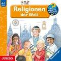Religionen der Welt, 1 Audio-CD - Wieso? Weshalb? Warum?