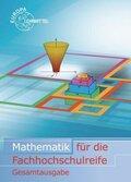 Mathematik für die Fachhochschulreife, Gesamtband