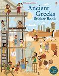 Ancient Greeks Sticker Book