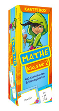 Karteibox Mathe Klasse 2
