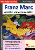 Franz Marc ... Anmalen und weitergestalten