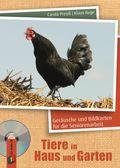 Tiere in Haus und Garten, Audio-CD