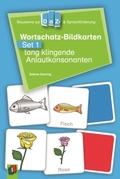 Wortschatz-Bildkarten - Set.1