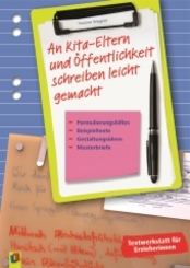 An Kita-Eltern und Öffentlichkeit schreiben leicht gemacht