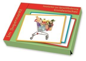 Grundwortschatz: Im Supermarkt, 32 Bildkarten