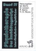 Physiotherapie, Das Ausbildungsscript - Bd.4