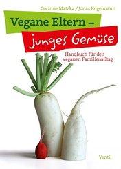Vegane Eltern - junge Gemüse