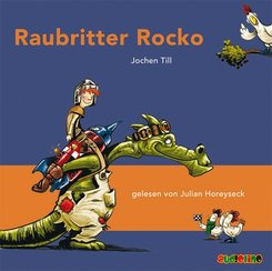 Raubritter Rocko, 1 Audio-CD