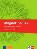 Magnet neu - Deutsch für junge Lernende: Arbeitsbuch, m. Audio-CD; Bd.A2