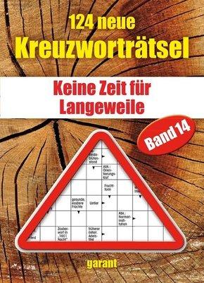 124 neue Kreuzworträtsel - Bd.14