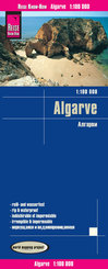 Reise Know-How Landkarte Algarve